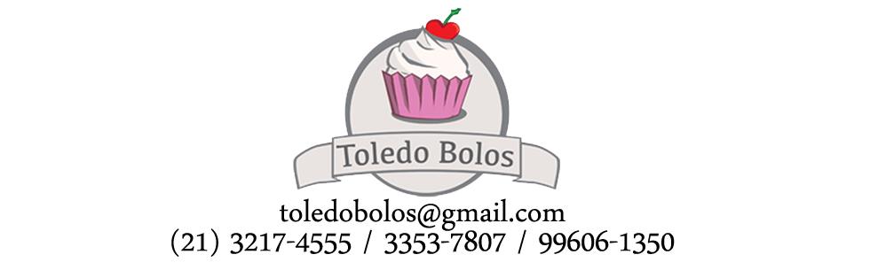 Toledo Bolos - Bolos decorados, Cupcakes e Macarons no Rio de Janeiro