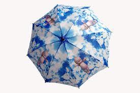 Paraguas trendy