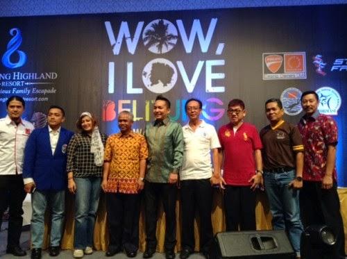 i Love Belitung