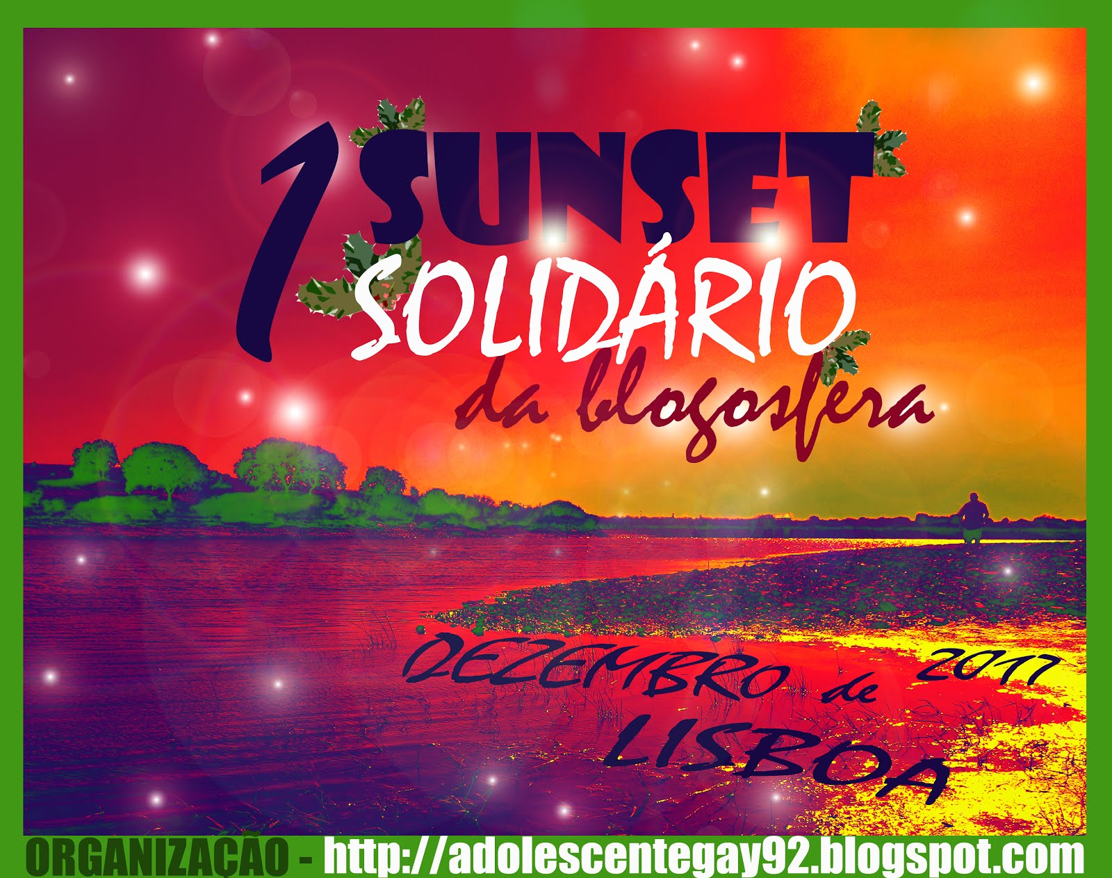 1º Sunset Solidário da Blogosfera