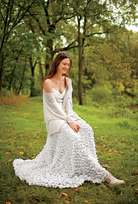 Just Take Look at Hippie Wedding Dresses