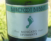 Barefoot Sparkling Moscato Wine