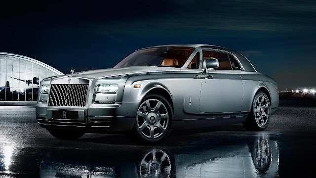 Rolls-Royce Phantom Coupé Aviator Collection front side