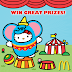 McDonald's Hello Kitty Circus Contest