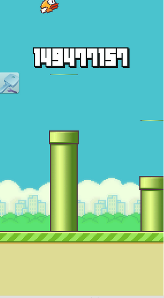 Cara Hack Flappy Bird di Android