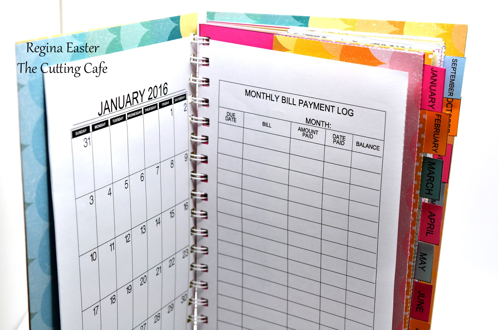 Hand To Paper 2016 Planner And More