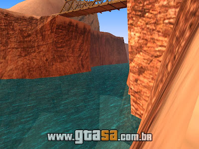 Real Water HD v1.5 para GTA San Andreas