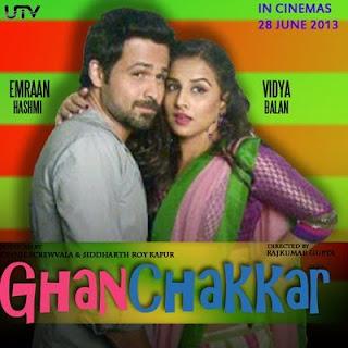 Ghanchakkar Poster