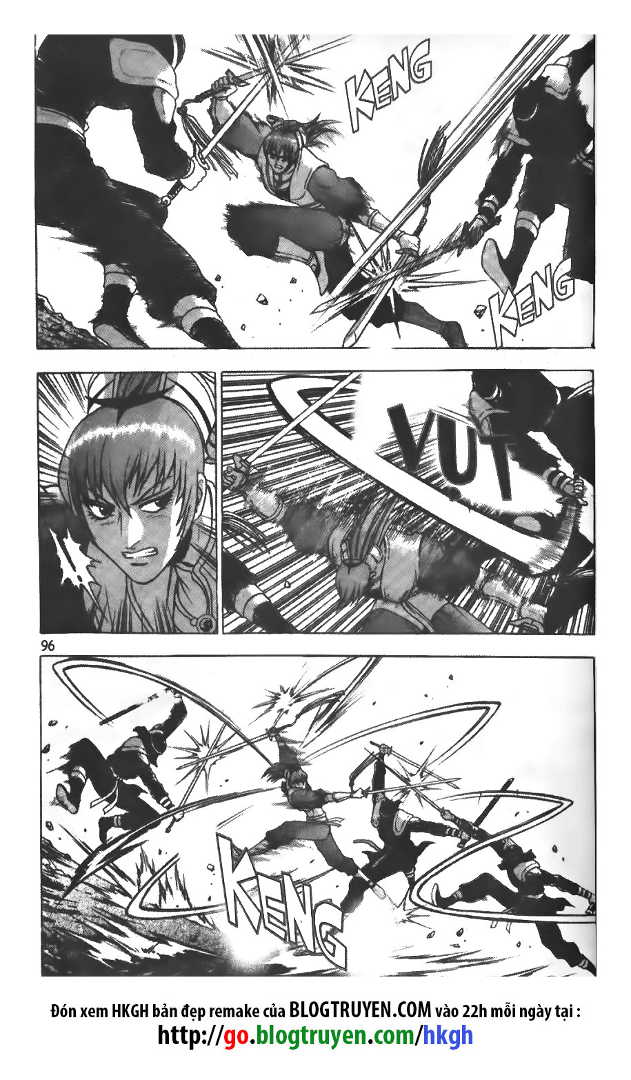 Hiệp Khách Giang Hồ trang 19