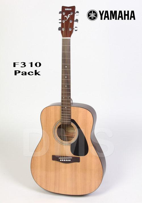 Spesifikasi dan Harga Gitar Yamaha Folk F-310
