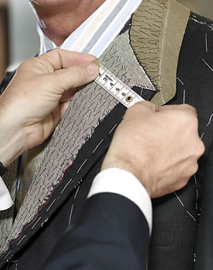 Q the tailor blog difference between made to measure and for Tailored fit shirts meaning