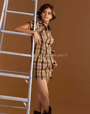 Bhavana hot photoshoot