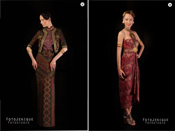 Modern & Stylish Batik Collection From Indonesia