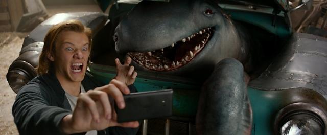Hình ảnh phim Chiếc Xe Tải Quái Vật
