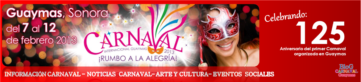 Blog Carnaval Guaymas