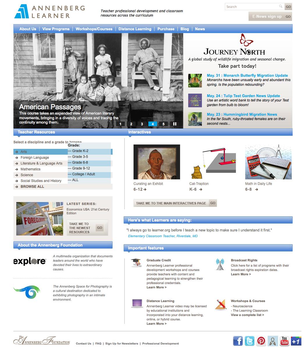 teacherlink blog learnerorg teacher professional