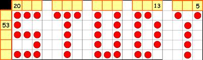 retos matematicos, problemas de ingenio, problemas de ingenio matemático, matemática divertida, Puntos numéricos