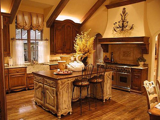The glamorous Galley kitchen design ideas image picture