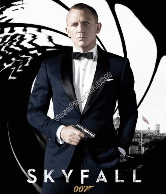Phim Tử Địa Skyfall - Bầu Trời Sụp Đổ - Skyfall