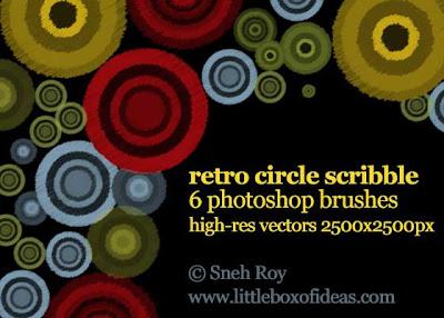 pincel circular photoshop