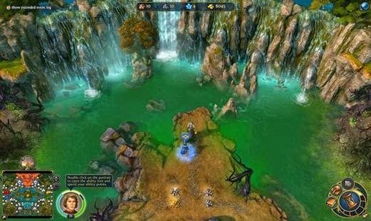 لعبة المغامرة والقتال Might & Magic Heroes 7