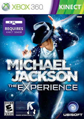 Michael Jackson The Experience Xbox 360