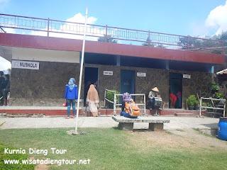 fasilitas umum di museum