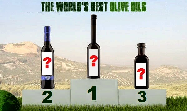 The world champion in olive oil