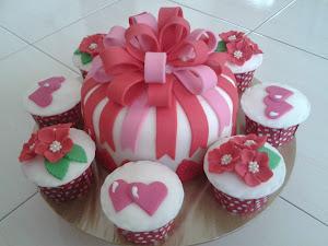 Special Fondant Cakes