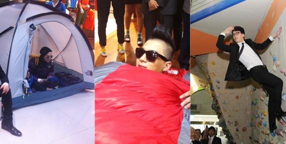 Big Bang News Bigbang-northface
