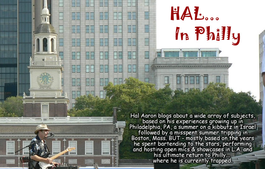 Hal... In Philly
