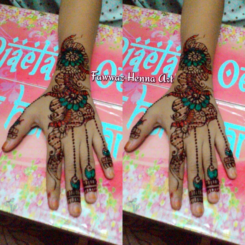 Fawwaz Henna Art And Fawwaz Shop