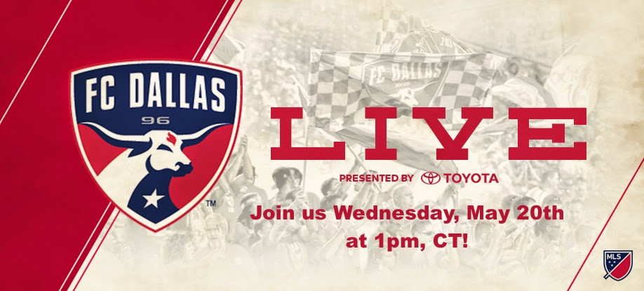 FC Dallas, FC Dallas Live, Walker Zimmerman