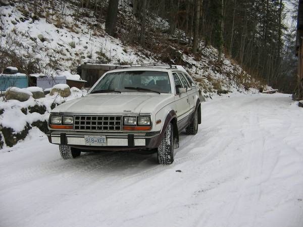 1988 AMC Eagle 4x4 Wagon For Sale