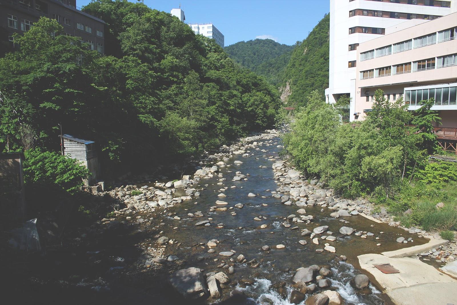 Hokkaido  Jozankei Onsen