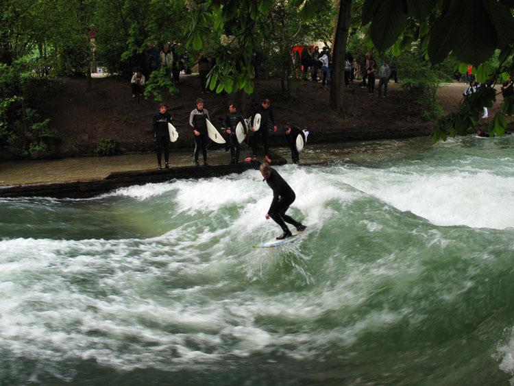 Fielded dreams case studies places for Jardin anglais munich surf