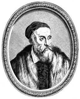 Portrait of Titian From the etching by Agostino Caracci