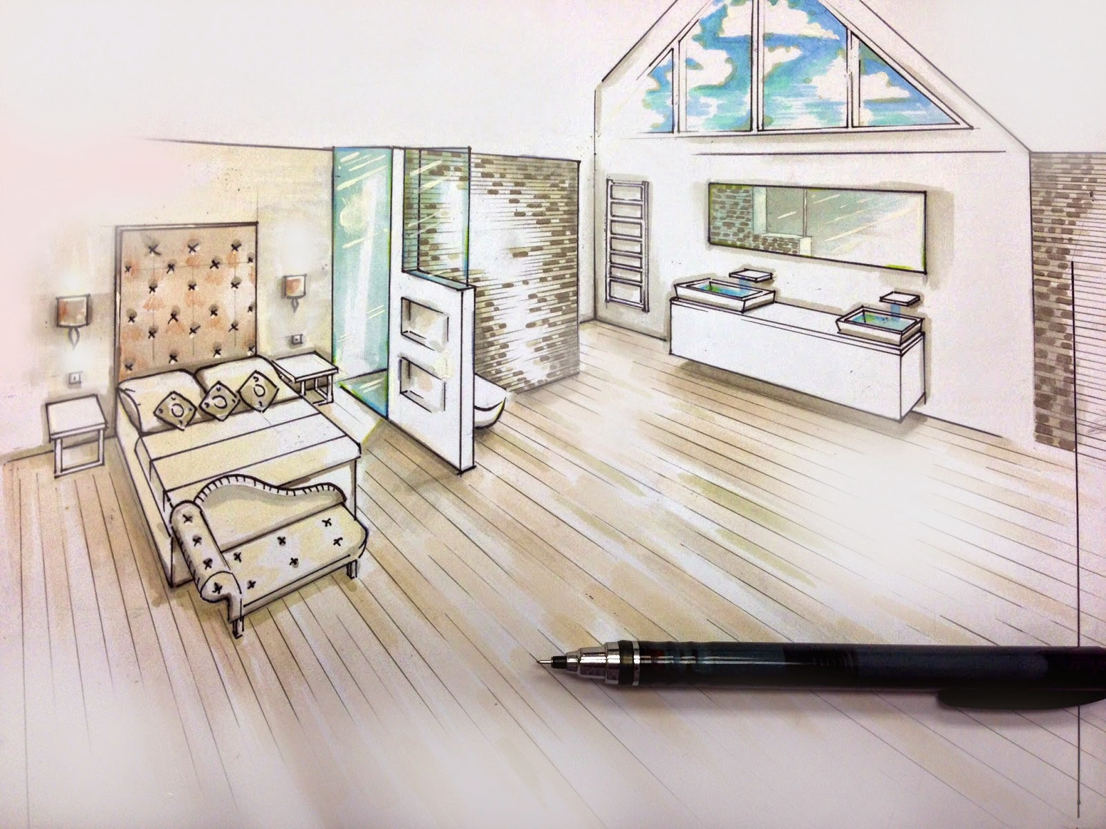 david dangerous david smith interior illustrator