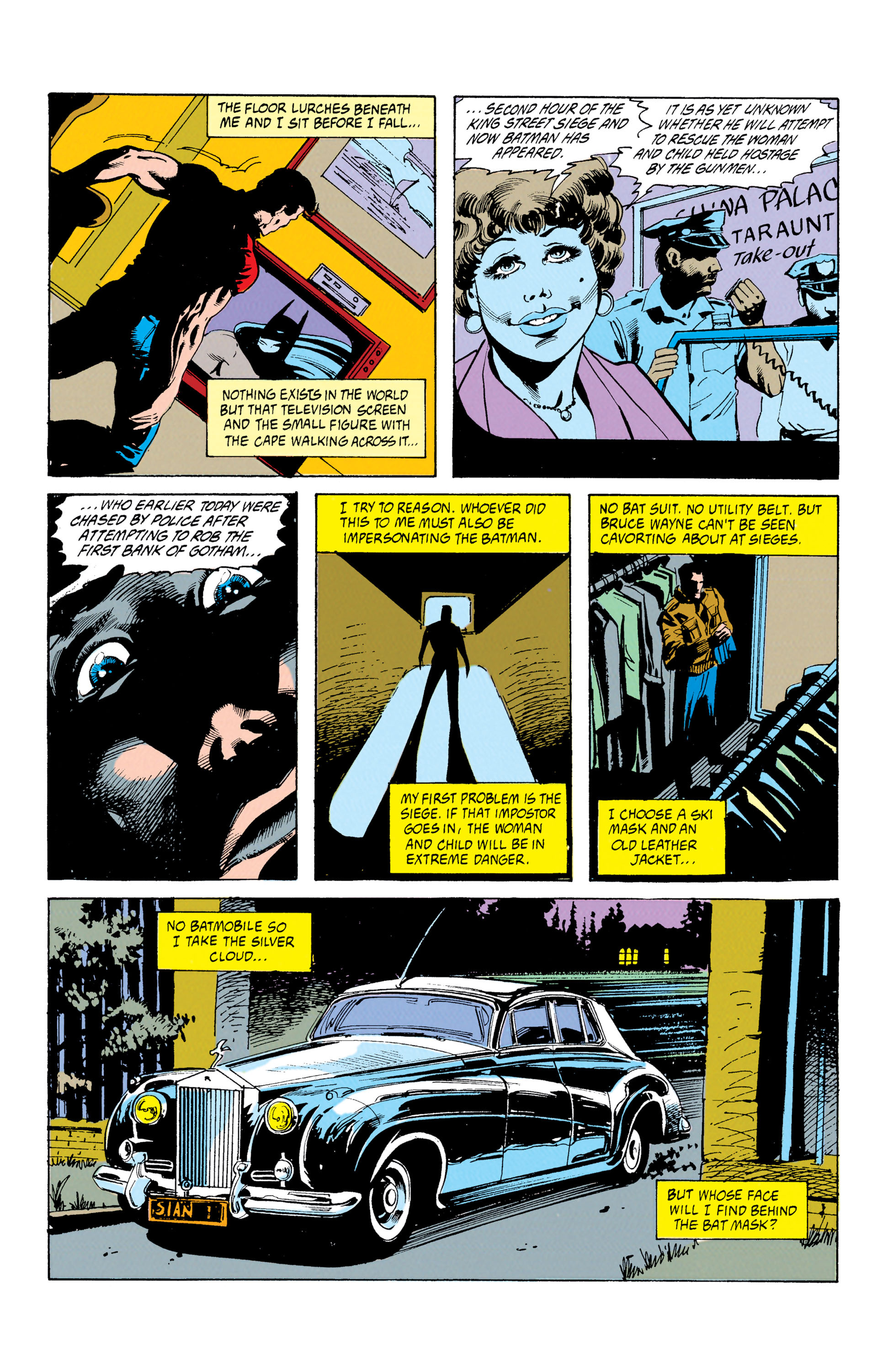 Detective Comics (1937) Issue #633 Page 11