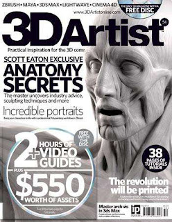 3D Artist Magazine Issue 54 April 2013