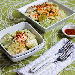 Kalyn's Kitchen®: Al's Famous Hungarian Cucumber Salad