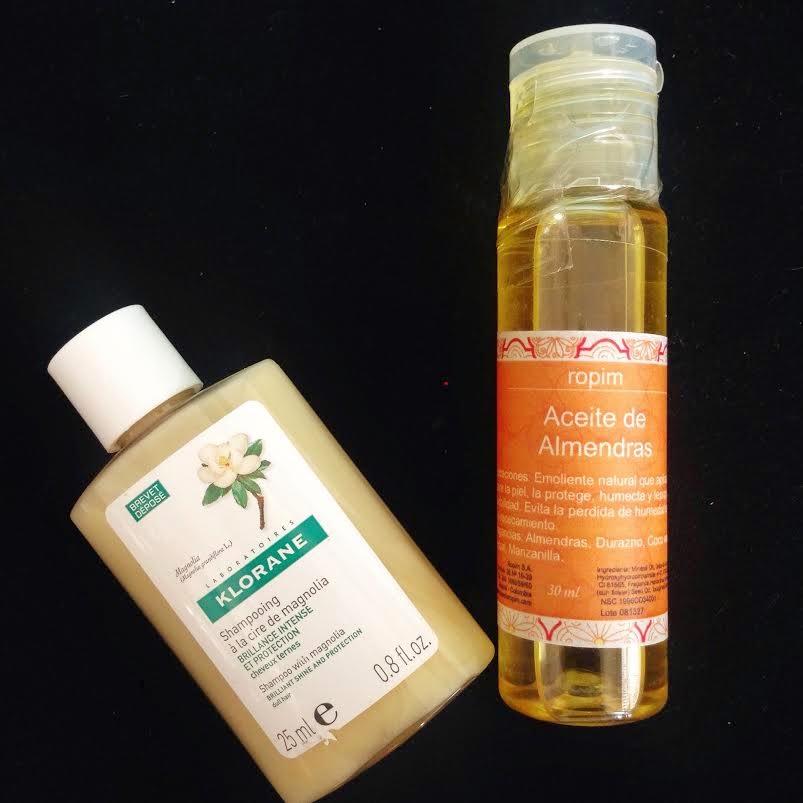 Almabox febrero shampoo