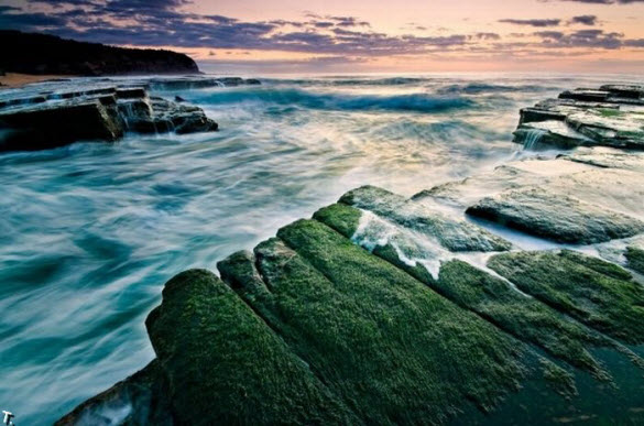 beautiful seascape photography by kajo merkert from sydney,australia