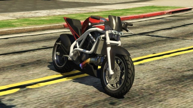 GTA 5 Motorcycles Dinka Akuma