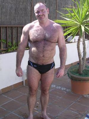 nude hairy gay men - furry gay - handsome men  - hairy bear daddies