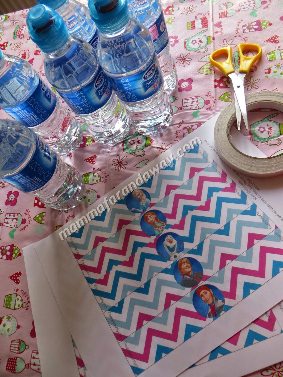 Super Il nostro Frozen Party: semplice, veloce e fatto in casa   Mamma  GO88