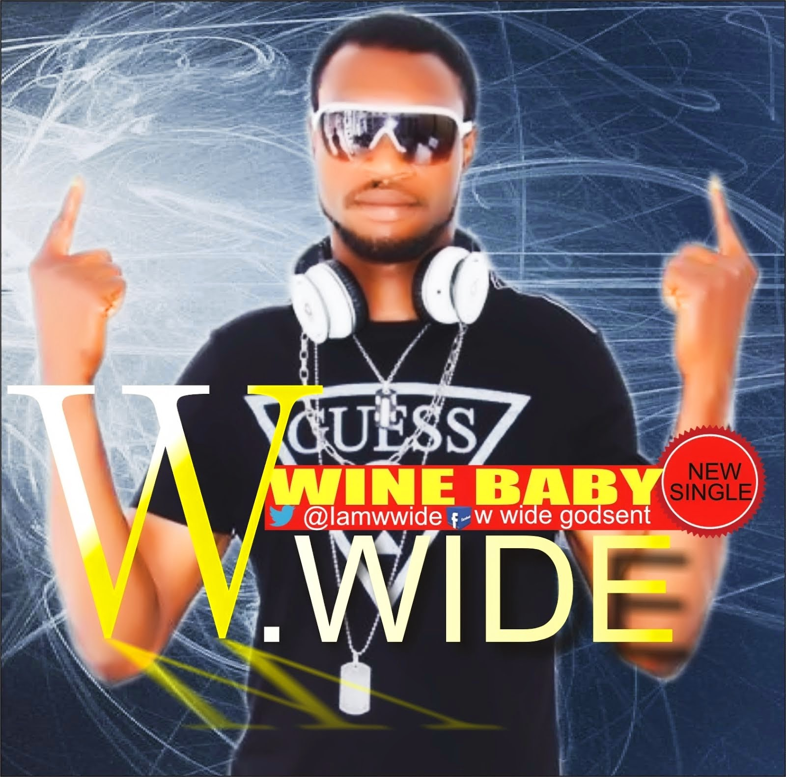 MUSIC: W.WIDE - WINE BABY