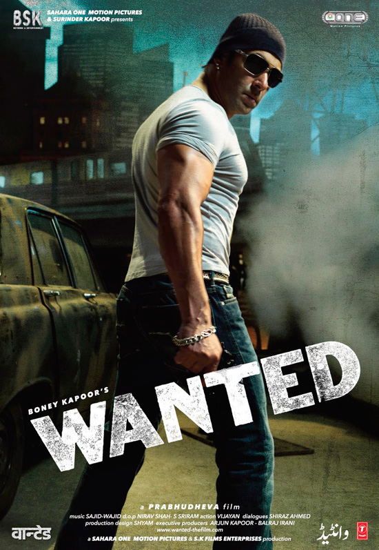 Wanted (2009) Hindi Movie Watch Online