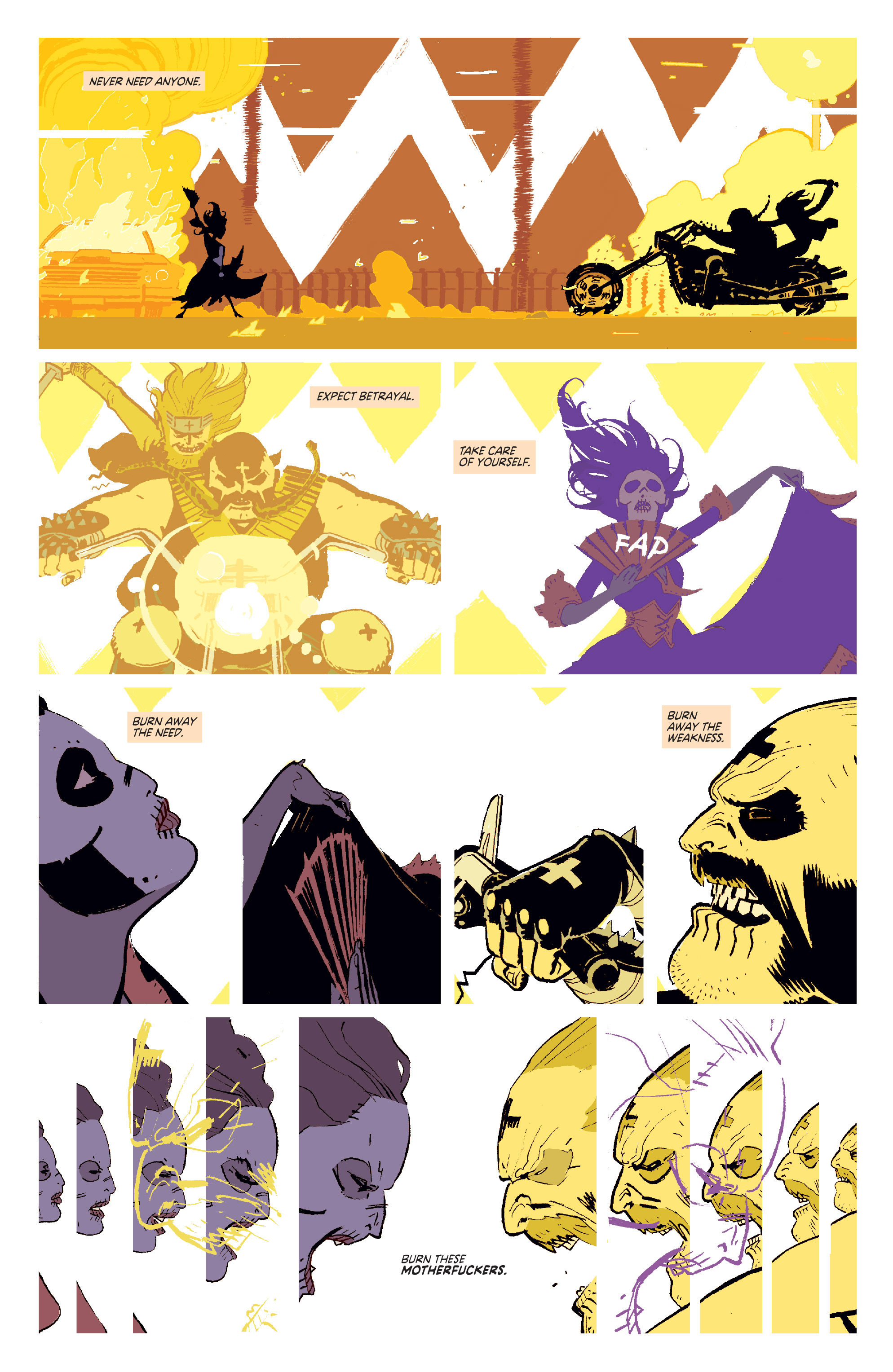 Read online Deadly Class comic -  Issue # _TPB 3 - 23