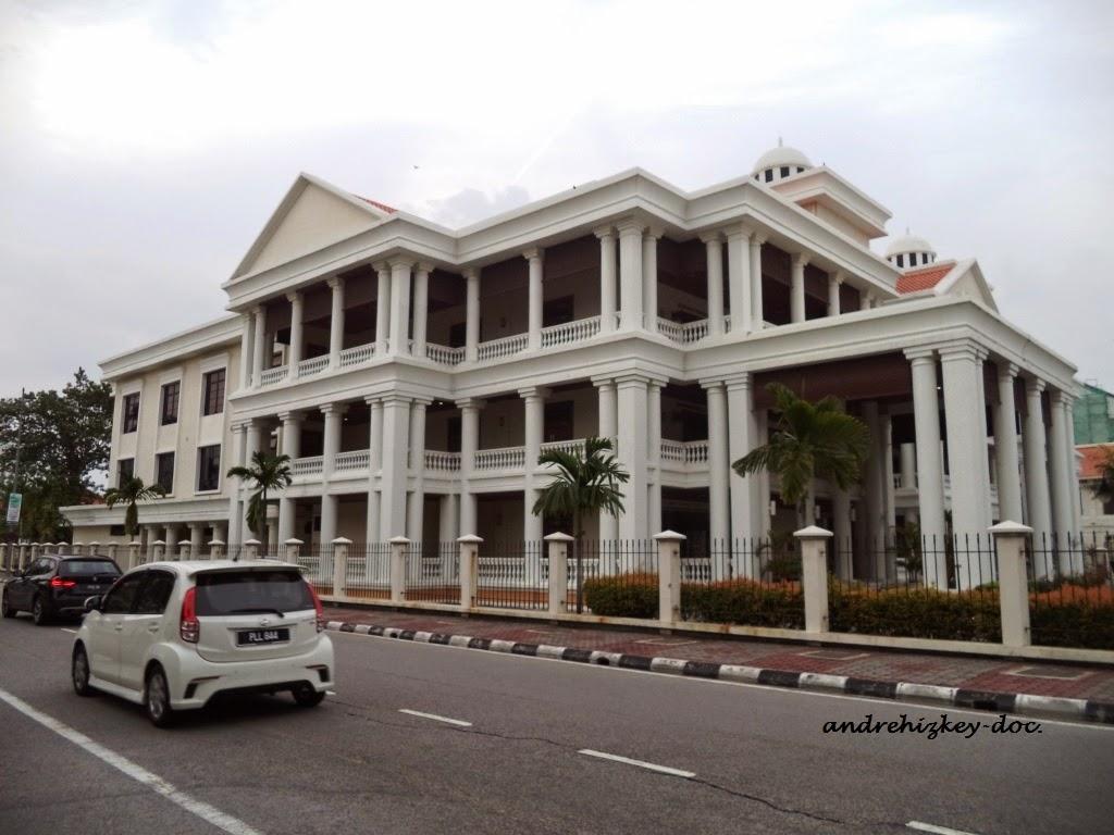 Mahkamah tinggi pulau pinang building